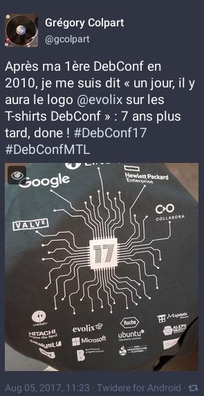 DebConf17-Toot-Evolix-Sponsor-Tshirt-050817